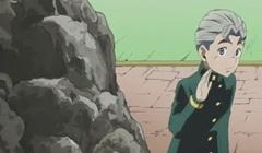 JoJo No Kimyou Na Bouken: Diamond Wa Kudakenai - Episódio 03