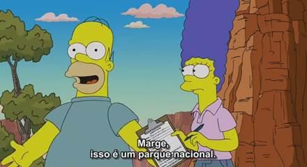 Os Simpsons - 27ª Temporada - Episódio 19