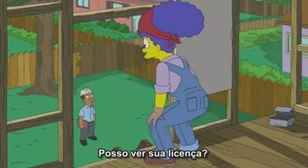 Os Simpsons - 27ª Temporada - Episódio 21