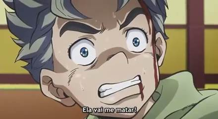 JoJo No Kimyou Na Bouken: Diamond Wa Kudakenai - Episódio 09 - Yukaku Yamagishi Se Apaixona - Parte 02