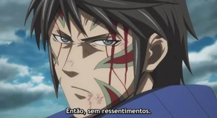 Terra Formars: Revenge - Episódio 07