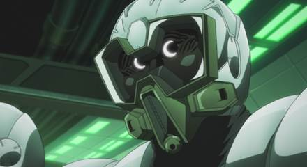 Terra Formars: Revenge - Episódio 11 - Punho Silencioso