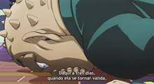 JoJo No Kimyou Na Bouken: Diamond Wa Kudakenai – Episódio 19 – O Harvest de Shigechi – Parte 2