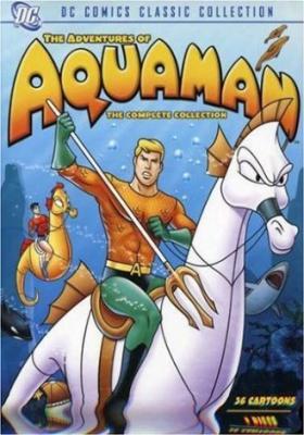 Aquaman – Dublado – Todos os Episódios