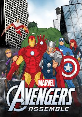 Avengers Assemble – Todos os Episódios