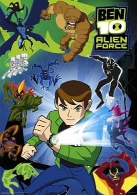 Ben 10 – Força Alienígena – Todos os Episódios