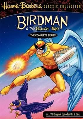 Homem-Pássaro – Dublado – Todos os Episódios