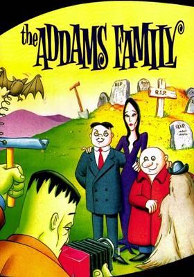 A Família Addams (1972) – Dublado – Todos os Episódios