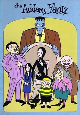 A Família Addams (1992) Dublado – Todos os Episódios