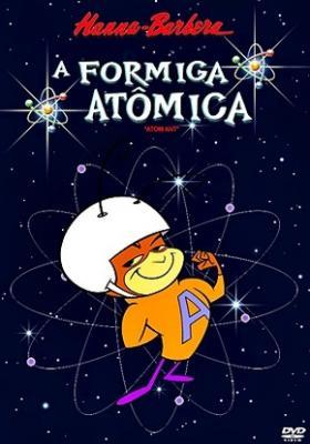A Formiga Atómica Dublado – Todos os Episódios