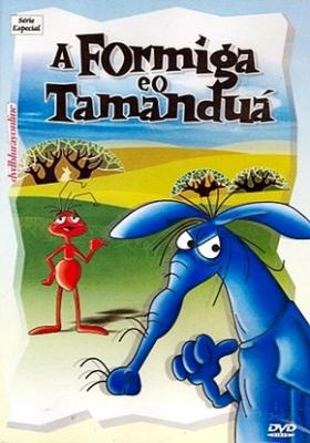 A Formiga e o Tamanduá – Dublado – Todos os Episódios