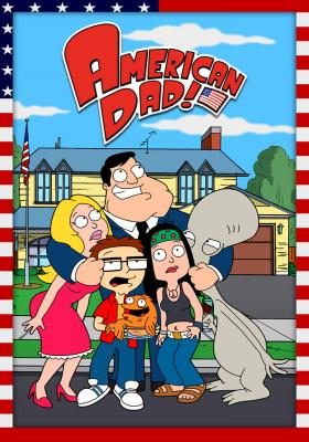 American Dad – Todas as Temporadas – Legendado