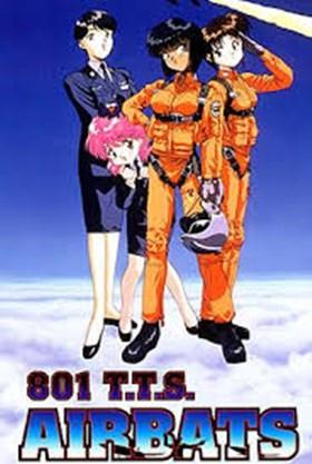 801 T.T.S. Airbats – Todos os Episódios