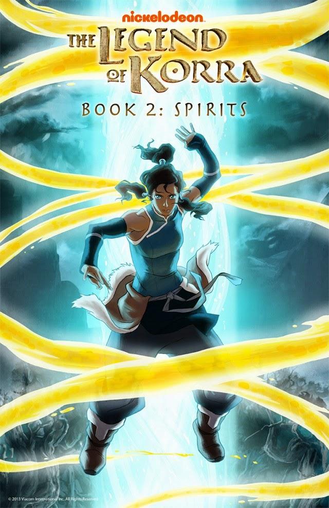 Avatar: A Lenda de Korra: Livro 2 – Todos os Episódios
