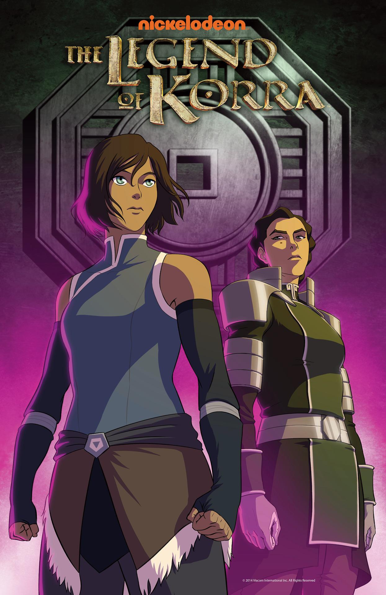 Avatar: A Lenda de Korra Livro 4 – Dublado – Todos os Episódios
