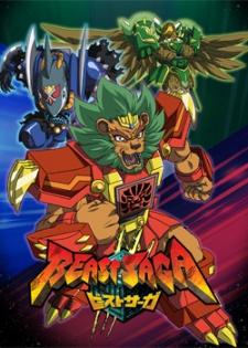 Beast Saga – Todos os Episódios