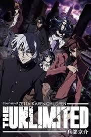 Zettai Karen Children: The Unlimited Hyoubu Kyousuke – Todos os Episódios