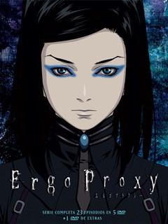 Ergo Proxy – Todos os Episodios