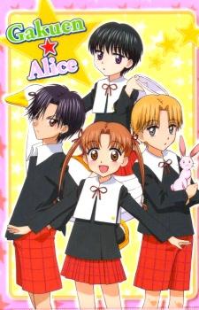 Gakuen Alice – Todos os Episódios