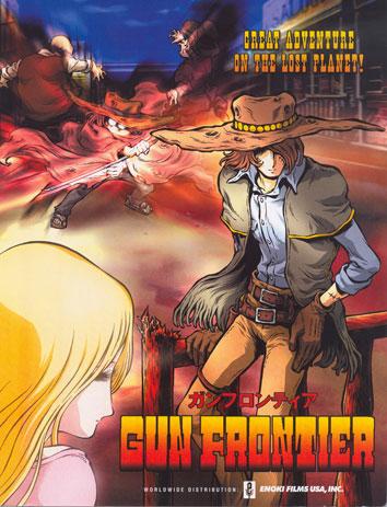 Gun Frontier – Todos os Episódios