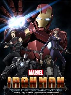 Iron Man (anime) – Todos os Episódios