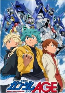Kidou Senshi Gundam AGE – Todos os Episódios