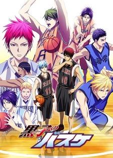 Kuroko no Basket 3ª Temporada – Todos Episódios