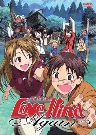 Love Hina – Todos os Episódios
