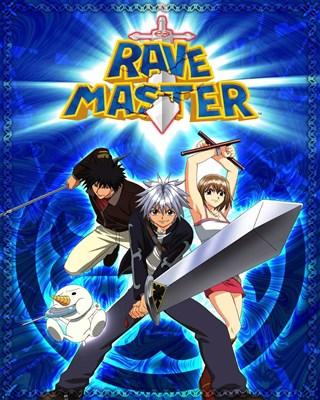 Rave Master – Dublado – Todos os Episódios