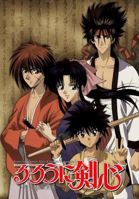 Samurai X – Todos os Episódios – Legendado