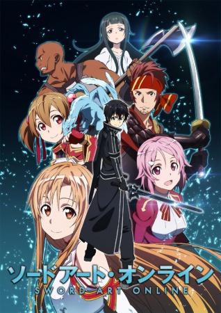 Sword Art Online – Todos os Episódios