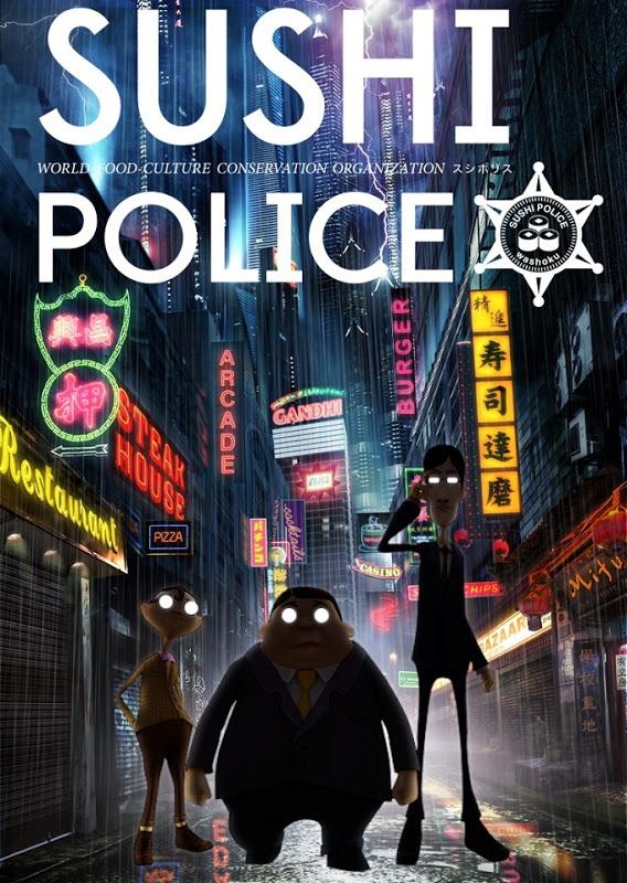 Sushi Police – Todos os Episódios