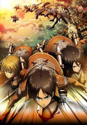 Shingeki no Kyojin – Todos os Episódios