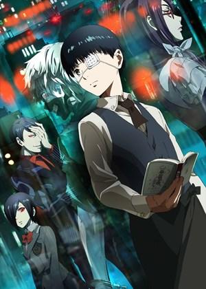 Tokyo Ghoul Root A (2ª Temporada) – Todos os Episódios