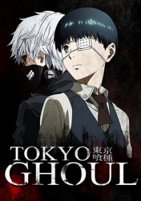 Tokyo Ghoul – Dublado – Todos os Episódios
