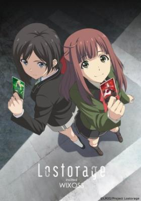 Lostorage Incited WIXOSS – Todos os Episódios