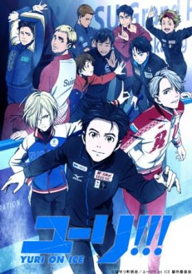 Yuri!!! On Ice – Todos os Episódios