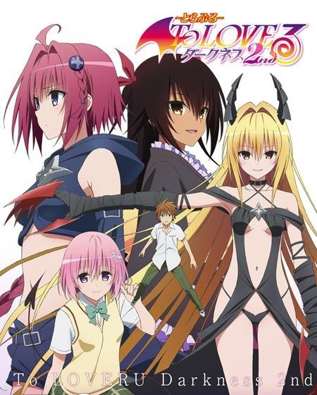 To Love-Ru: Trouble – Darkness – Todos os Episódios