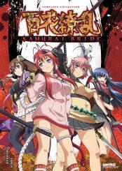 Hyakka Ryouran: Samurai Bride – Todos os Episódios