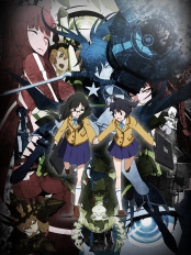 Black Rock Shooter – Todos os Episódios