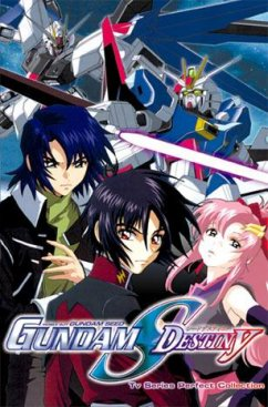 Gundam Seed Destiny – Todos os Episódios