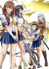 Ikkitousen: Dragon Destiny – Todos os Episódios