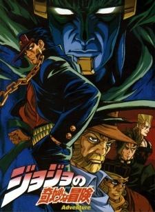 JoJo no Kimyou na Bouken (2000) – Todos os Episódios