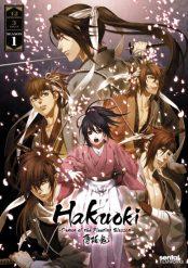 Hakuouki Shinsengumi Kitan – Todos os Episódios