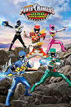 Power Rangers: Dino Super Charge – Todos os Episódios