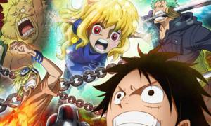 One Piece Heart of Gold Filme