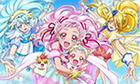 Hugtto! Precure – Episodio 20: Cure Ma Chérie e Cure Amour! Força, força! As Precure do Amor!