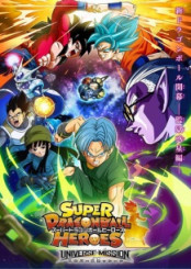 Dragon Ball Heroes – Todos os Episódios