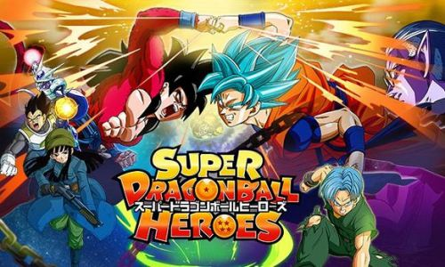 Dragon Ball Heroes – Episodio 10