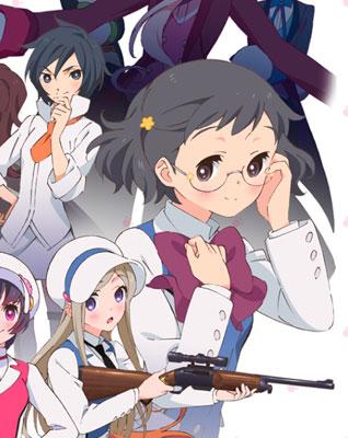Yurikuma Arashi – Todos os Episódios